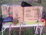 Соревнования по ловле спиннингом с берега в Тульской области